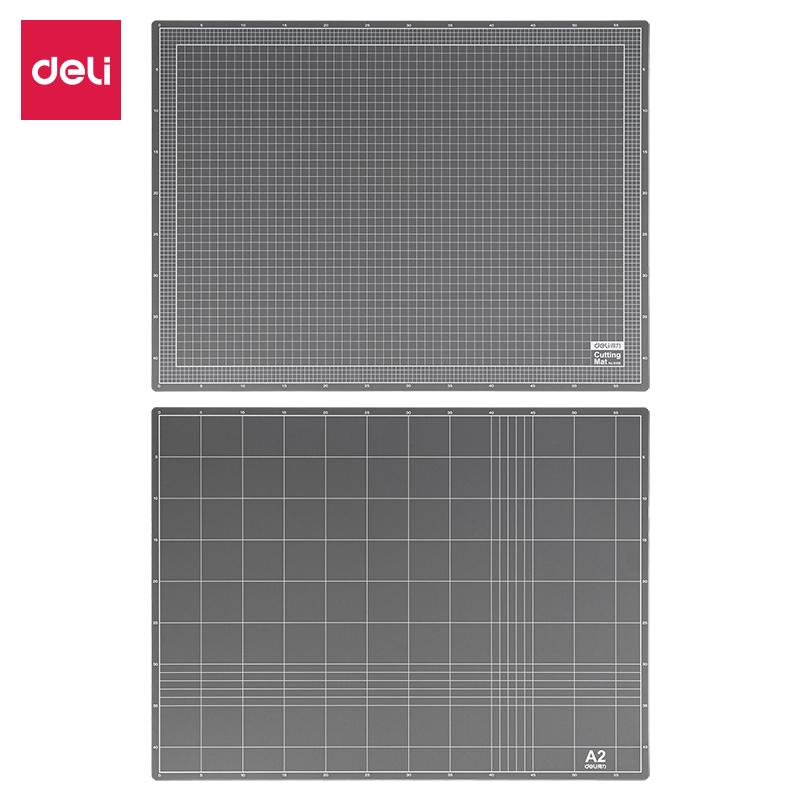 得力9358切割垫板(灰)(块)