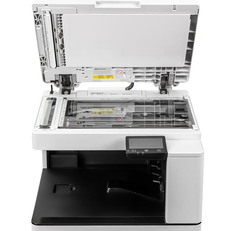得力M201CR彩色数码多功能复合机(白)(台)