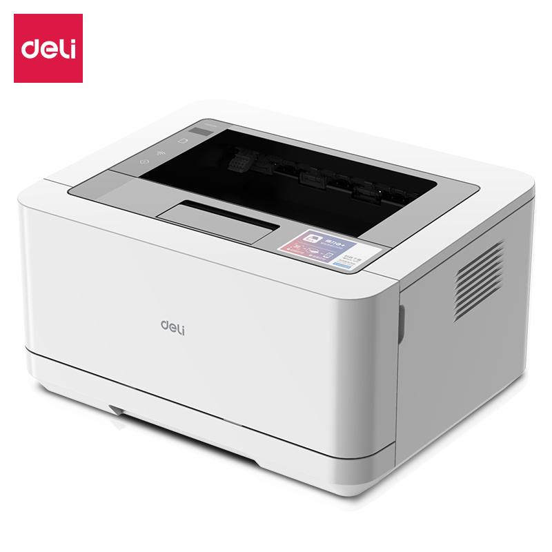 得力P2020DW激光打印机(白色)(台)