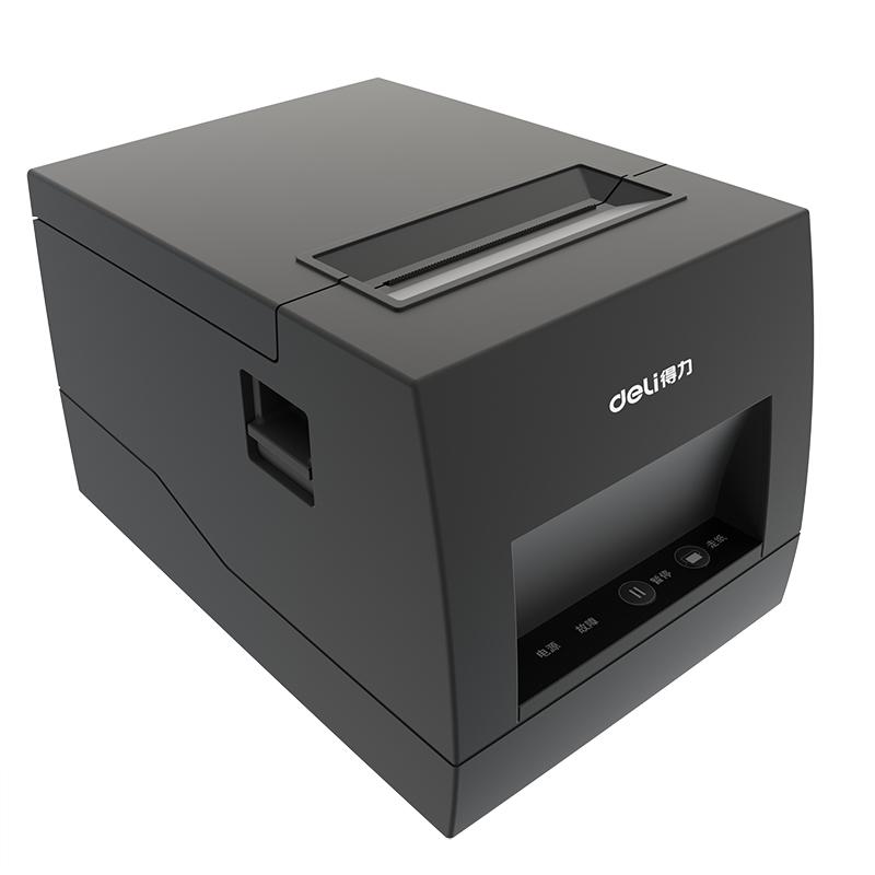 得力DL-886BS热敏标签打印机(黑)(台)
