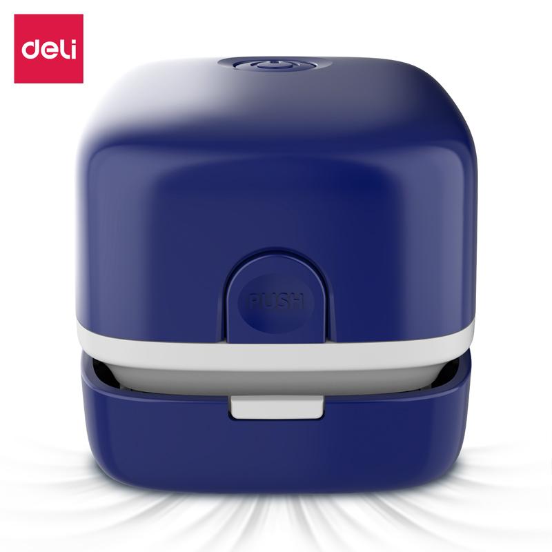 得力18885桌面清洁器(蓝色)(个)
